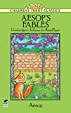 img - for Aesop's Fables (Dover Children's Thrift Classics) book / textbook / text book