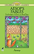 Aesop's Fables (Dover Children's Thrift Classics) by Aesop, Kees Moerbeek, Mark Twain cover image