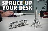 Bemodst® DIY model building Metallic Nano Puzzle DIY 3D Eiffel Tower Laser Cut Models