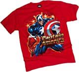 American Grizzly -- Captain America Youth T-Shirt