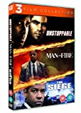 Unstoppable / Man on Fire / The Siege Triple Pack [DVD] [1998]