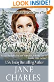 His Christmas Match (A Gentleman's Guide to Once Upon a Time)