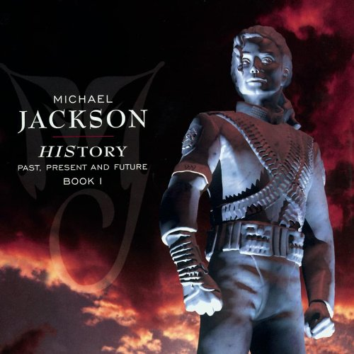 Original album cover of History Past, Present and Future Book I by Michael Jackson