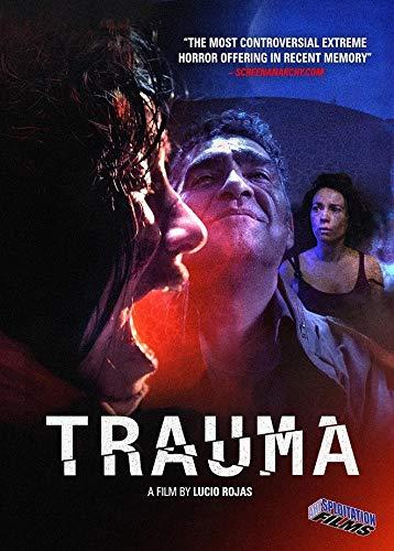Blu-ray : Trauma (Subtitled)