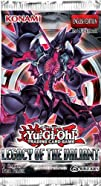 Yu-Gi-Oh Legacy of the Valiant Booster Packs