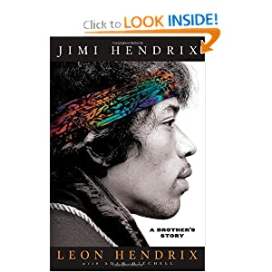 Download ebook Jimi Hendrix: A Brother's Story