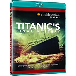 Smithsonian Channel: Titanic's Final Mystery [Blu-ray]