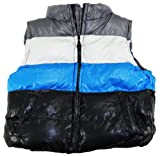 Blac Label Boys Puffer Fall Vest with Polar Fleece