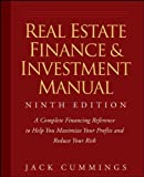 img - for Real Estate Finance and Investment Manual book / textbook / text book