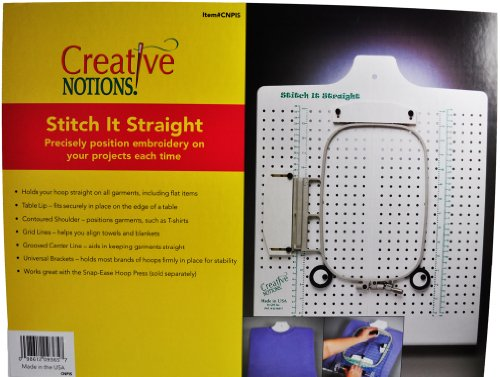 Sewing Stitch It Straight By Creative Notions Cnpis front-545313
