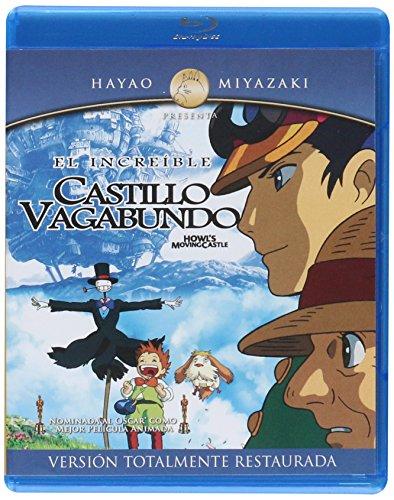 Howls Moving Castle - El Increible Castillo Vagabundo Blu-ray En Español Latino
