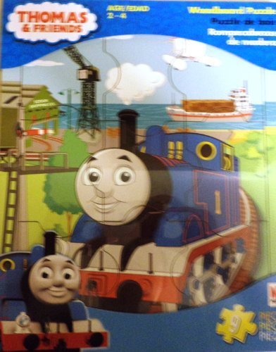 Thomas & Friends Woodboard Puzzle