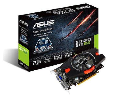 Asus GTX650 E 2GB