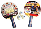 Butterfly 2 Player Table Tennis Set - Blue