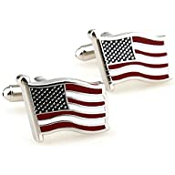 Flying American National Flag Men's O…