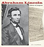 Abraham Lincoln 2011 Wall Calendar (0764952528) by Library of Congress