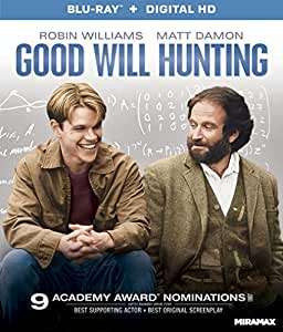 Good Will Hunting [Blu-ray + Digital Copy]