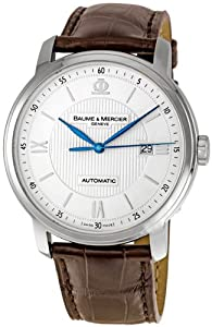 Baume & Mercier Men's 8731 Classima Automatic Strap Watch