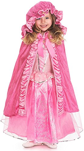 Little Adventures Deluxe Pink Cloak - S/M
