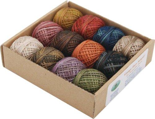 valdani-inc-jpatton-hand-overdyed-perle-cotton-thread-balls-size-12-designer-set-12-pkg-vintage