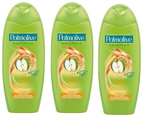 Palmolive Shampoo forza e vitalità? 350ml 3 Pack
