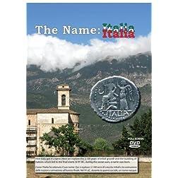 The Name Italia