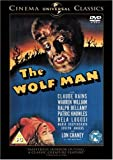 The Wolf Man [DVD]