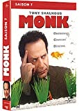 echange, troc Monk: L'intégrale de la saison 7 - Coffret 4 DVD