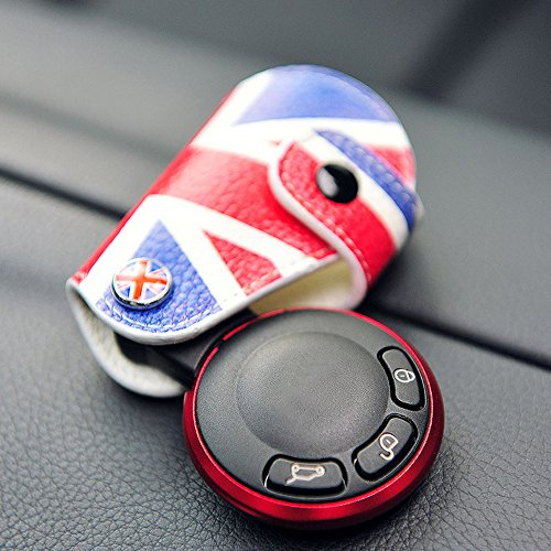 9-moon-red-blue-union-jack-uk-flag-style-real-leather-key-fob-cover-holder-fit-for-2008-up-mini-coop