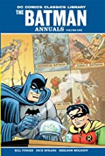 DC Comics Classic Library: Batman - The Annuals Vol. 1