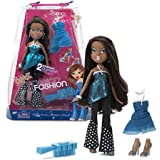 Mga Entertainment Bratz Passion 4 Fashion Series 10 Inch Doll Sasha With 2 Sets Of Outfit, 2 Pair Of Shoes, Earrings...