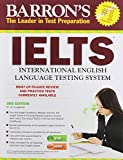 img - for Barron's IELTS with Audio CDs, 3rd Edition 3rd (third) by Lougheed, Dr. Lin (2013) Paperback book / textbook / text book