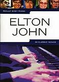 Really Easy Piano JOHN ELTON