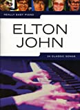 Various Really Easy Piano Elton John Pf