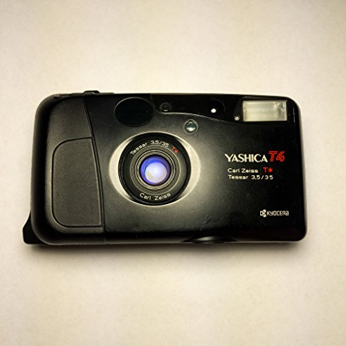Yashica T4 35mm f 3.5 Carl Zeiss Lens (Yashica 35 compare prices)