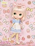 Blythe ブライス 1/6 ドール 洋服 JunieMoonドリーウェア Sweet cake Hello Kitty スイートケーキ ハローキティ ブルー