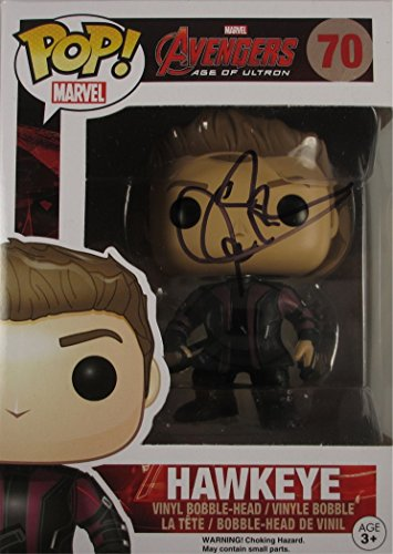 jeremy-renner-hawkeye-captain-america-avengers-signed-autographed-funko-pop-doll-certified-authentic