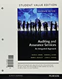 img - for Auditing and Assurance Services, Student Value Edition Plus MyAccountingLab with Pearson eText -- Access Card Package (16th Edition) book / textbook / text book