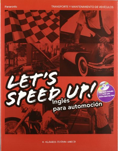 Let¿s Speed Up! Inglés para Automoción