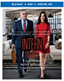 The Intern [Blu-ray + DVD + Digital Copy] (Bilingual)