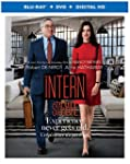 The Intern [Blu-ray + DVD + Digital C...