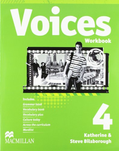 VOICES 4 Wb Pk Eng
