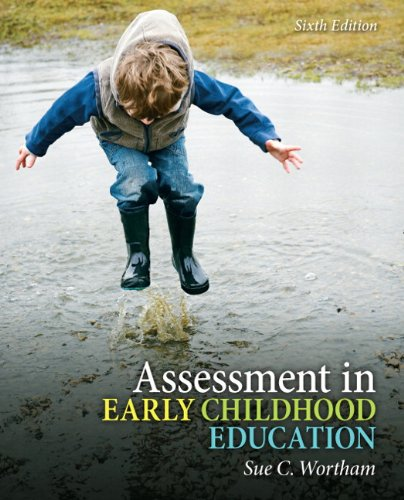 Assessment In Early Childhood Education (6Th Edition) front-26383