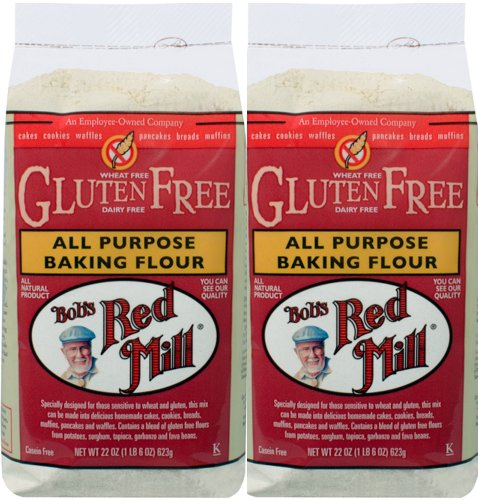 Bob's Red Mill Gluten Free Baking Flour - 2 / 22 Oz. Bags