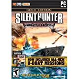 Silent Hunter 4 : Wolves of the Pacific Gold Edition includes U boat missions expansion pack XP & VISTA