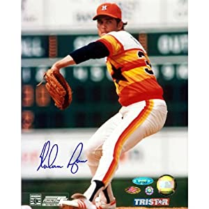 Signed Nolan Ryan Houston Astros Photo - 8x10 - Tristar Productions Certified -... by Sports+Memorabilia