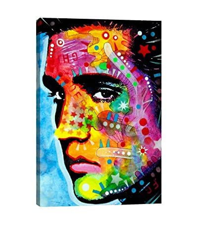 Dean Russo Elvis Presley Gallery Wrapped Canvas Print