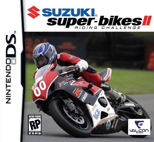 Suzuki Super-Bikes II Riding Challenge - Nintendo DS - 1