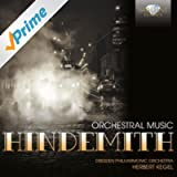 Hindemith: Orchestral Music