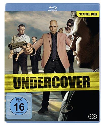 Undercover - Staffel 3 [3 Blu-rays]
